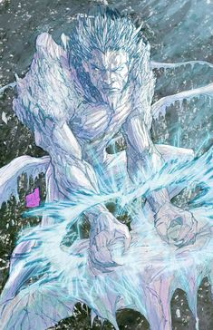 Comic Art: Iceman on Pinterest | x men, boris vallejo and marvel comi…