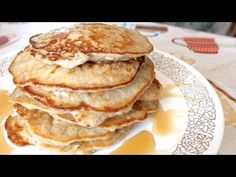 Flourless Banana Pancakes | Rule of Yum recipe