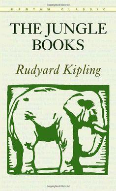 THE JUNGLE BOOKS by Rudyard Kipling - http://www.amazon.com/gp/product/B001GSTOKC/ref=cm_sw_r_pi_alp_8J3Xqb19XR4RT