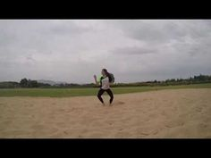 Fencing fitness training - YouTube