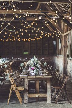 Boho rustic Pins: Top 10 Pins of the Week from Boho – Lighting - perfect rustic and vintage chic wedding venue. Fall boho wedding ideas, fall floral bohemian wedding with shabby chic and rustic style! Chic Wedding, Trendy Wedding, Wedding Table, Wedding Blog, Rustic Wedding, Dream Wedding, Wedding Day, Wedding Blessing, Wedding Receptions