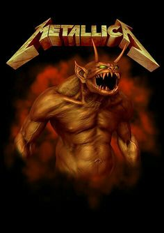 18 ideas music tattoo rock heavy metal for 2019 Metallica Tattoo, Metallica Art, Metallica Albums, Heavy Metal Bands, Heavy Metal Art, Hard Rock, Metal Artwork, Thrash Metal, Band Posters
