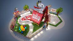 Snoopy-Shopping By Arq. Fernando Yoshimoto