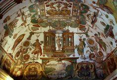 Rom, Viale Trinità dei Monti, Villa Medici, Stanza dell'Aurora (room of Aurora)