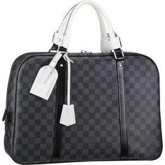 Louis Vuitton Damier Graphite Canvas Briefcase N51195 Bix-282