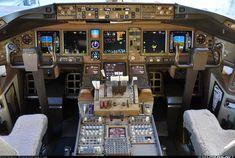Air France Boeing 777-228/ER cockpit