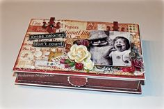My Craft and Garden Tales: Toffifee Christmas box