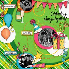 Credits: Doodles -Let's Celebrate!- (Kate Hadfield) Template16 (Akizo Designs)