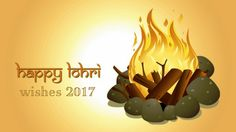 Best collection of happy lohri wishes 2017 along with an array of messages for lohri 2017 and whatsapp status for lohri 2017.