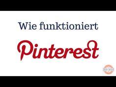 Videotutorial für Pinterest Einsteiger: Wie funktioniert Pinterest?