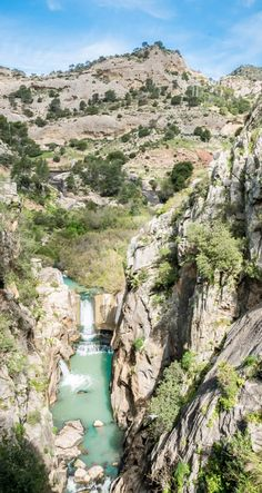 Once known as the most dangerous path in the world, the Caminito del Rey is now totaly renovated, allowing access to everybody. Andalucia Spain, Andalusia, Spain Road Trip, Wooden Path, Solo Travel, Travel Blog, Portugal, Famous Places, How To Level Ground