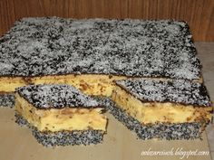 Ciasto Pijak - Obżarciuch Polish Recipes, Polish Food, Sweets Cake, Food Cakes, Homemade Cakes, Chocolate Desserts, Banana Bread, Cake Recipes, French Toast