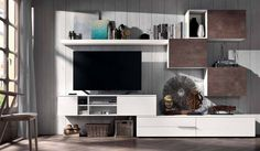 Muebles Muñoz – Catálogo de Muebles Salones Modernos modelo Maella
