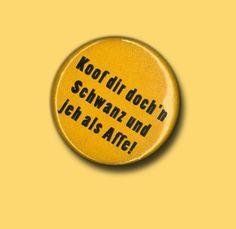 Button - Koof Dir doch.... -  von MAD IN BERLIN auf DaWanda.com