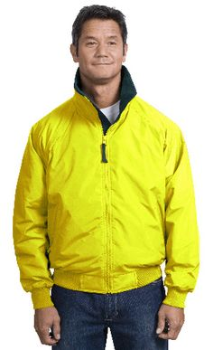 Port Authority® J754S Enhanced Visibility Challenger™ Jacket #portauthority #mensjacket #mensouterwear