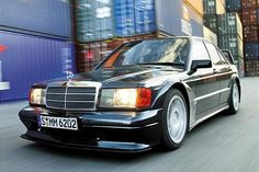 Probably the only benz i would own. Mercedes-Benz 190 E 2.5-16 Evolution II