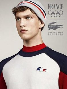 Lacoste Olympics 2014 Campaign (Lacoste)