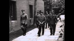 "Adolf Hitler visits wounded soldiers, 9/19/2944. ""When Hitler rejoined his car he found several hundred people thronging outside. They burst out cheering as they recognized him; many were on stretchers, and many were lacking an arm or a leg, but their emotion at this, their first encounter with their Fuhrer, could be seen glistening in their eyes.  He hold on tier feelings as still unique.   (David Irving ""Hitler's War"" page 740)"