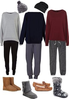 Outfits for lazy days