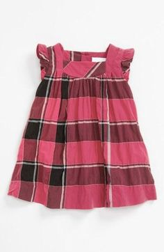 Baby Burberry Dress!