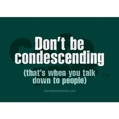 Condescending Magnet by ibs_store