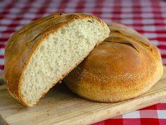 Old Fashioned Sourdough Bread