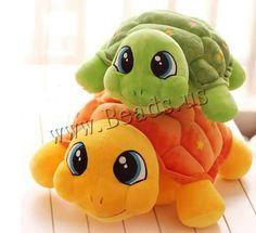 Plush Turtle Doll