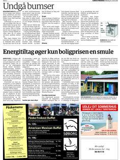 25. Marts 2013 - Løkken Folkeblad bringer Danish Skin Cares guide til at undgå bumser