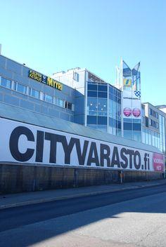 Cityvarasto Myyrmäki (Iso-Myyrin kauppakeskus), Vaskivuorentie 10, Vantaa Helsinki, Broadway Shows, Fair Grounds, Fun, Travel, Viajes, Trips, Traveling, Tourism