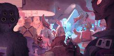 Star_Wars_Art_Concept_Illustration_02_Matt_Rockefeller_Cantina