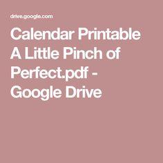 Calendar Printable A Little Pinch of Perfect.pdf - Google Drive
