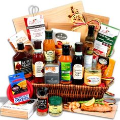 The Celebrity Chef™ Grilling - BBQ - Marinating - Cooking Gift Basket GourmetGiftBaskets.com,http://www.amazon.com/dp/B001MA6ODY/ref=cm_sw_r_pi_dp_eE4otb02KCY46WGR