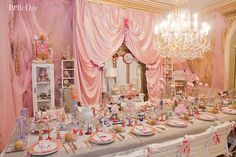 Candy Party by Belle Day Eventos, via Flickr