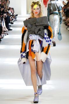 Maison Margiela Couture осень-зима 2016/2017 | Vogue Ukraine