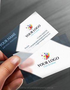 129 best design free logo online images on pinterest cool logo free business card maker app elegant bw business card template reheart Choice Image