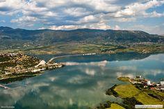 Λίμνη Πολυφύτου - Ναυτικός Όμιλος #outdoorsgr