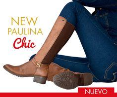 Paulina Chic hecho en cuero By Fiorenzi