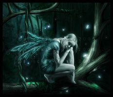 Realm of the Tree Fairies by `cosmosue on deviantART