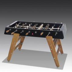 RS3 Wooden Leg Table Football Wooden Leg, Wooden Toys, Luxury Gifts For Men, Table Football, Football Design, Perfect Gift For Him, House Decorations, Table Games, Game Room