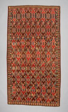 rug Asia: Central Asia, Turkmenistan, Eastern Turkmenistan People:Ersari Turkmen Period:Late 19th to early 20th century