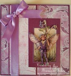 Crafter's Companion Monthly Challenge: March 2012