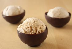 Chocolate Bowls Recipe (To Eat Out Of)