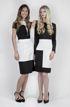 Modern and elegant uniforms for hotels, restaurant and spas. #uniforms…                                                                                                                                                     Mais