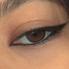 Indie Makeup, Edgy Makeup, Makeup Eye Looks, Grunge Makeup, Eye Makeup Art, No Eyeliner Makeup, Cute Makeup, Pretty Makeup, Simple Makeup