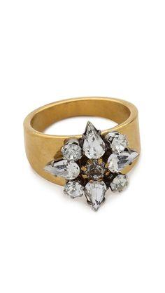 crystal ring / erickson beamon