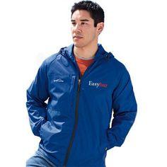 Custom Embroidered Fleece Jacket
