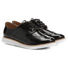 d2add267f60c Compre Oxford Vizzano Broguês Preto na Zattini a nova loja de moda online  da Netshoes. Encontre Sapatos