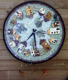 Wild Poppy Fields.: Mozaik - Mosaic