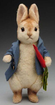 """R. John Wright """"Peter Rabbit"""", l"""