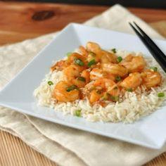Szechuan Shrimp! This recipe is so easy and sooooo good!